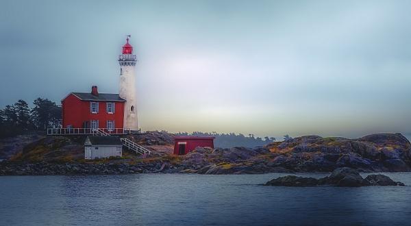Fisgard Lighthouse - Landscape - McKinlay Photo