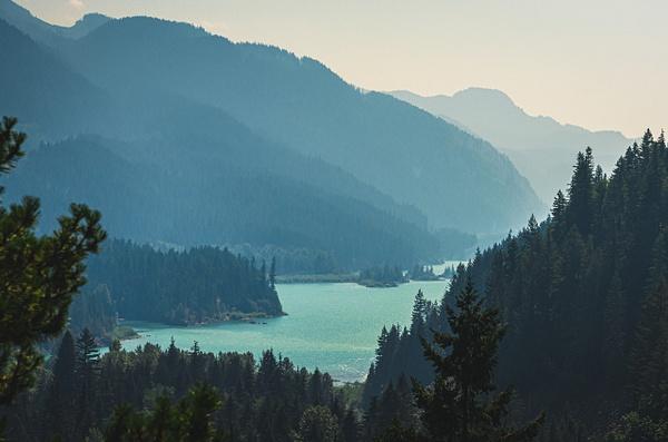 Daisy Lake - Landscape - McKinlay Photo