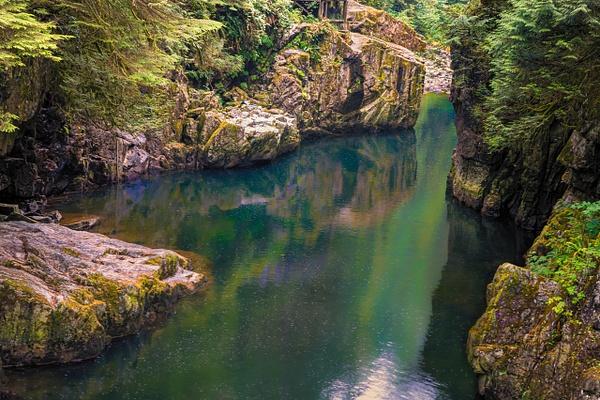 Capilano Canyon - Landscape - McKinlay Photo