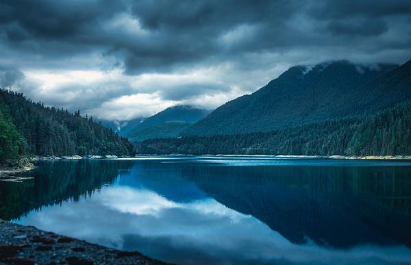 Capilano Reservoir - Landscape - McKinlay Photo
