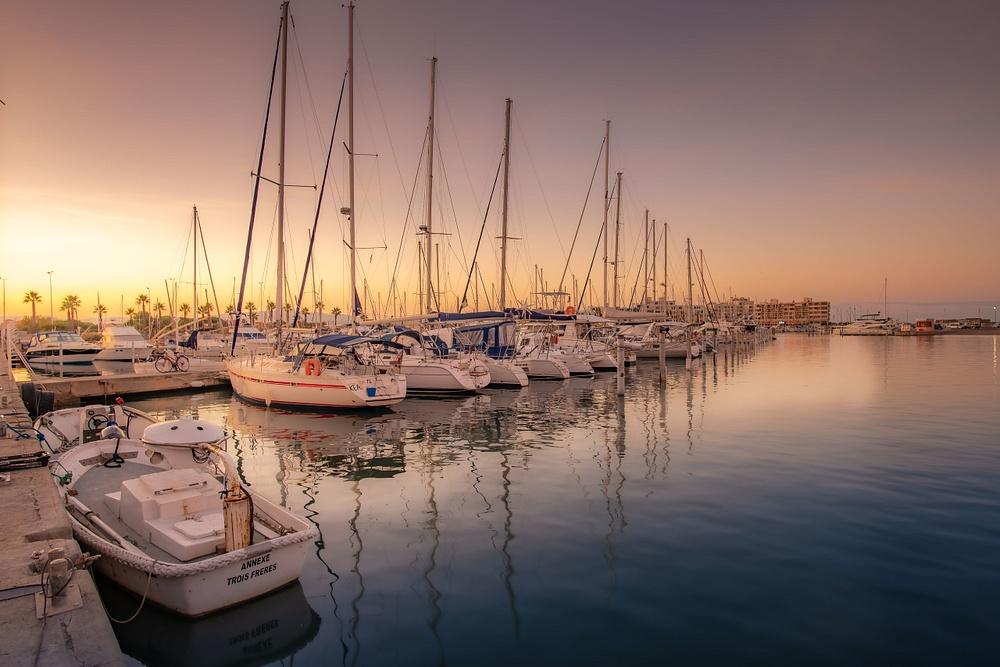 Port-Barcares, France