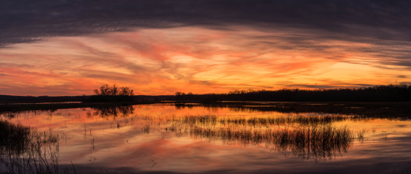 duck-river-sunset - Landscapes - Walnut Ridge Photography