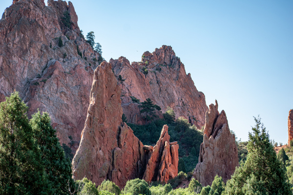 Garden of the Gods 4 - Colorado - KDS Imagery Photography