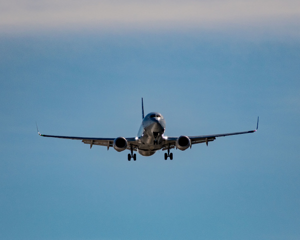 AAL B737-800 Head On - Airplanes - KDS Imagery Photography
