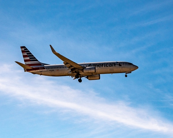 AAL B737-800 Side View - Airplanes - KDS Imagery Photography