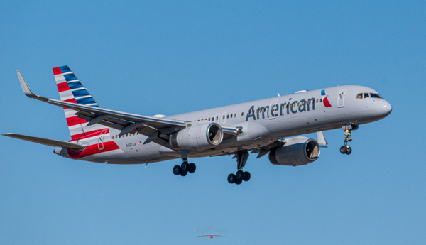 AAL Boeing 757-200 - Airplanes - KDS Imagery Photography