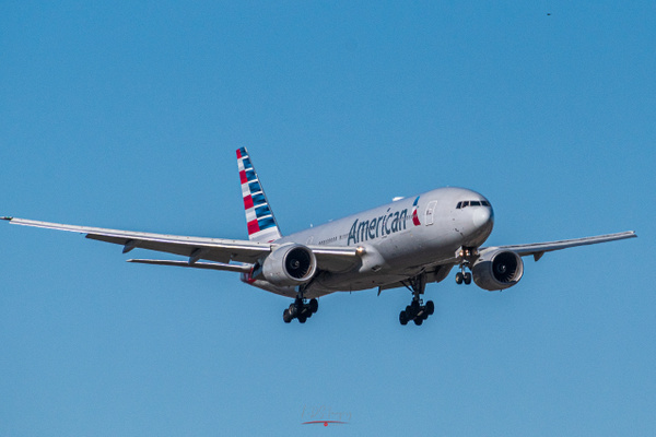 AAL Boeing 777-200 - Airplanes - KDS Imagery Photography