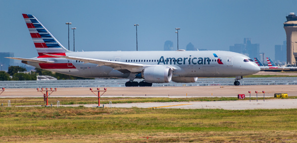 AAL Boeing 787-8 - Airplanes - KDS Imagery Photography