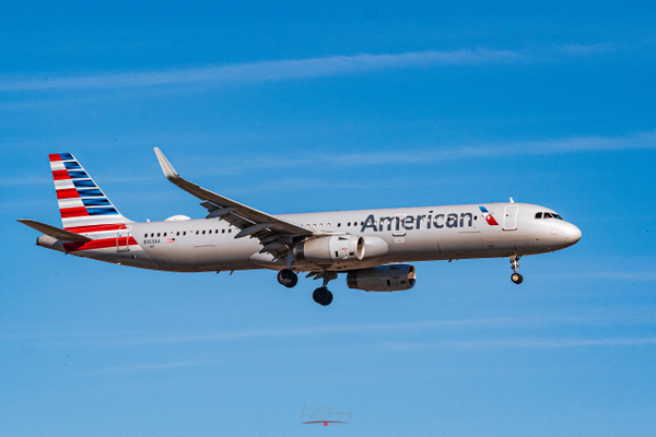 AAL Airbus A321 - Airplanes - KDS Imagery Photography