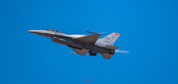 USAF F-16 Viper Demo - Airplanes - KDS Imagery Photography