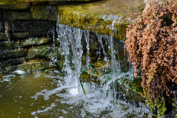 Small Waterfall - Texas - KDS Imagery Photography