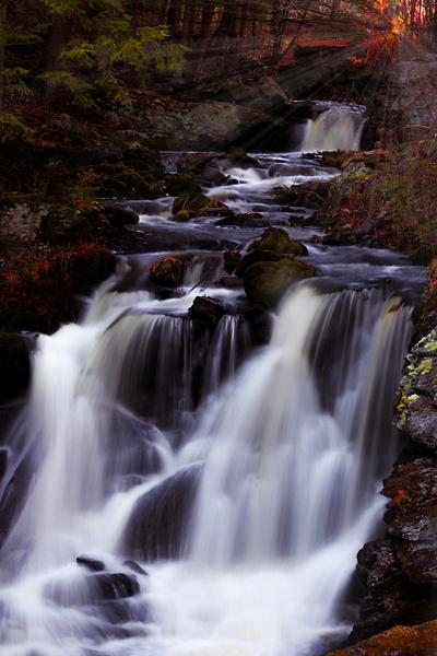 Waterfalls by Bilottaphotography