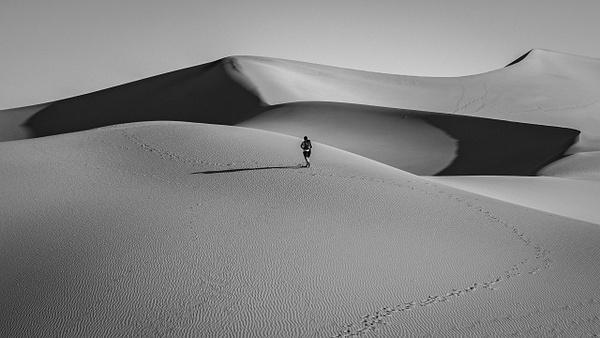 Death Valley_Mesquite Sand Dunes_Sunrise - Home - Stan Pechner Photography