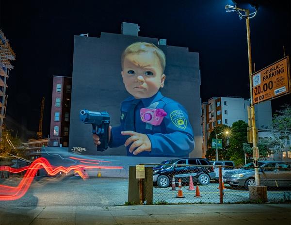 BIP mural_San Francisco - Nocturnal - Stan Pechner