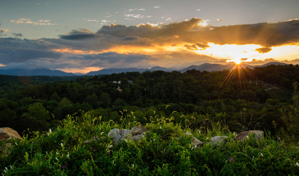 NC.ASHEVILLE.816_101PS - Landscapes - Jonathan C. Watson