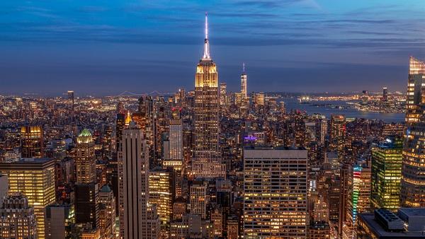 New York City Skyline - Cityscape Photography - John Dukes Photography