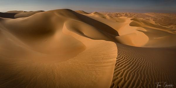 Desert's Curves - Rockscapes - Tim Shields Landscape Photography
