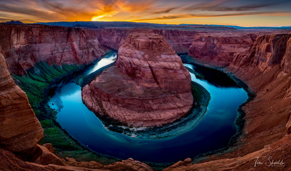 Horseshoe bend  4k sRGB - Rockscapes - Tim Shields Landscape Photography