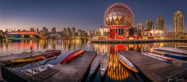 Vancouver_Aglow_Tim_Shields - Cityscapes - Tim Shields Landscape Photography