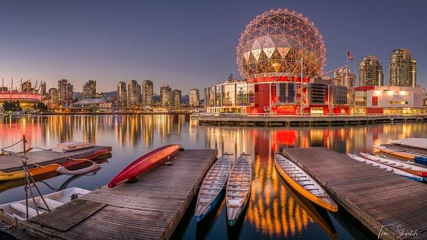 1 Science World 105 4k RGB - Cityscapes - Tim Shields Landscape Photography