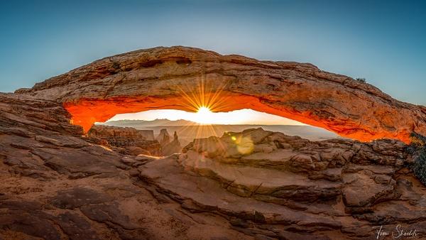 Mesa Arch 4378  4k RGB - Rockscapes - Tim Shields Landscape Photography
