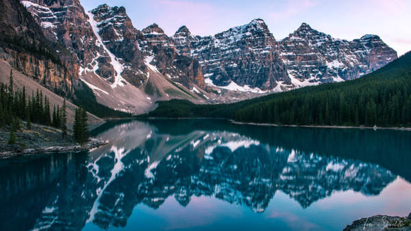 Moraine Lake 6138  4k RGB - Landscapes - Tim Shields Landscape Photography