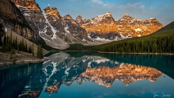 Moraine Lake 6165  4k RGB - Landscapes - Tim Shields Landscape Photography