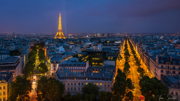 Paris 6557 4k RGB - Cityscapes - Tim Shields Landscape Photography