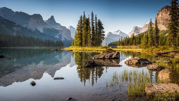 Spirit Island 4k RGB - Landscapes - Tim Shields Landscape Photography