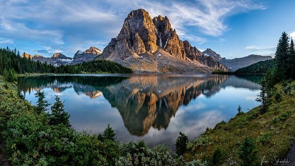 Sunburst Mountain 8462 4k_ - Landscapes - Tim Shields Landscape Photography