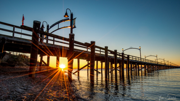White Rock Pier 2673 4k RGB - Rockscapes - Tim Shields Landscape Photography