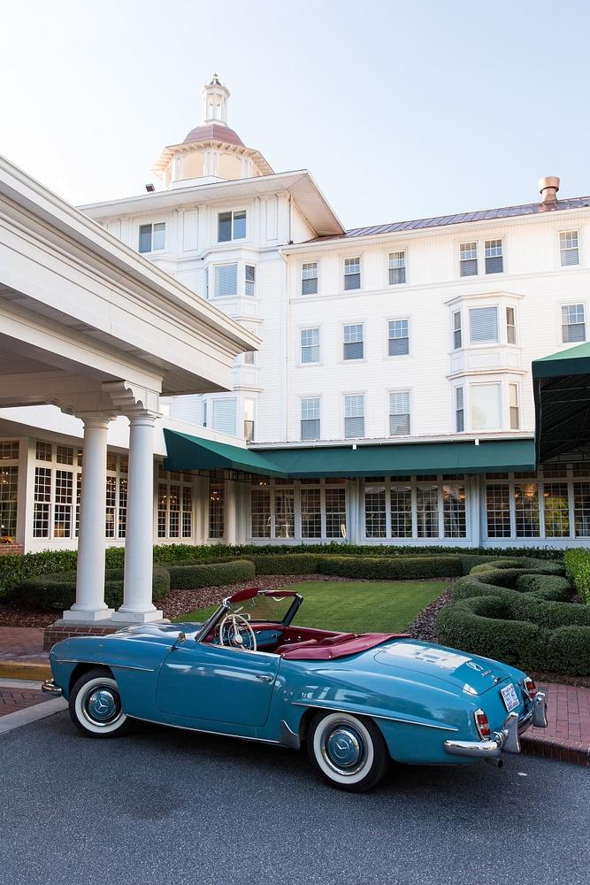 classic car pinehurst