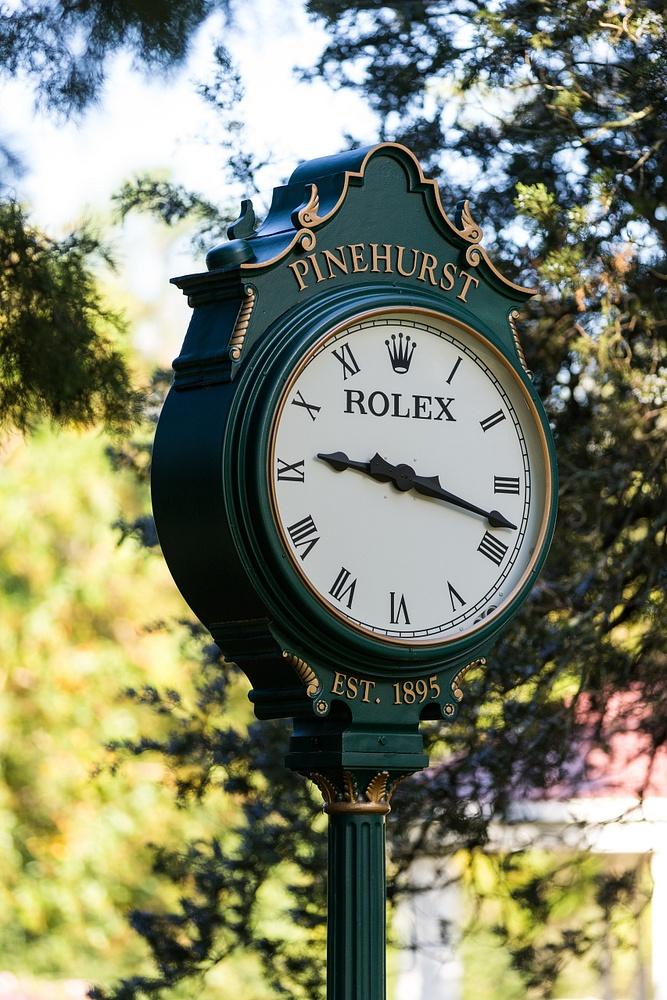 Places Rolex Pinehurst