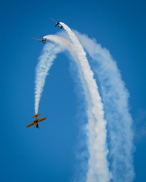 Aerial Acrobats - Milwaukee and Wisconsin - Jack Kleinman Photography