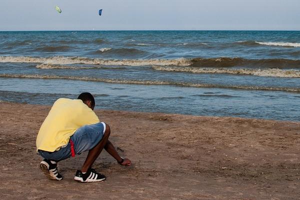 Introspection, Milwaukee Lakefront - Milwaukee and Wisconsin - Jack Kleinman Photography
