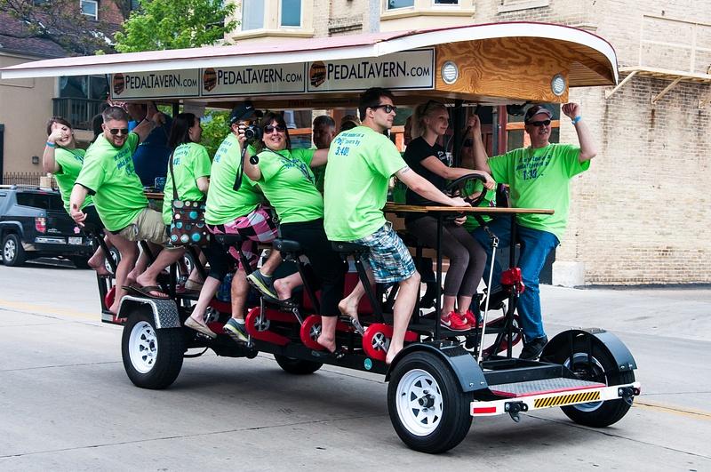 Imbibe-mobile, Milwaukee