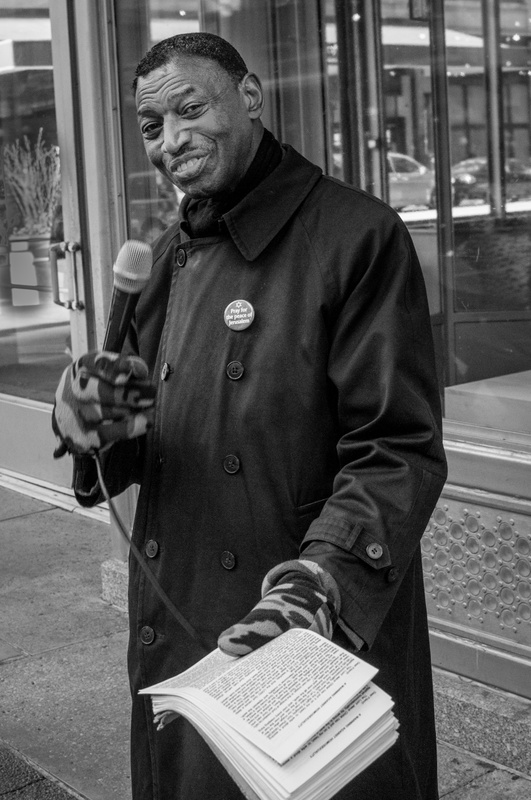 Preacher, Chicago