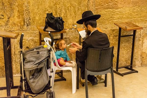 Study Break, Jerusalem - People - Jack Kleinman Photography