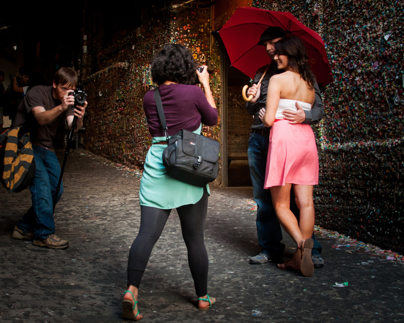 Metaphotography (Bubble Gum Wall), Seattle