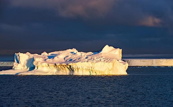 6 - Antarctic Sound (5) - ANTARCTICA  - January 2010 - François Scheffen Photography
