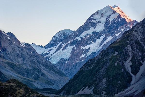 Aoraki Mount Cook - NEW ZEALAND - February 2014 - François Scheffen Photography
