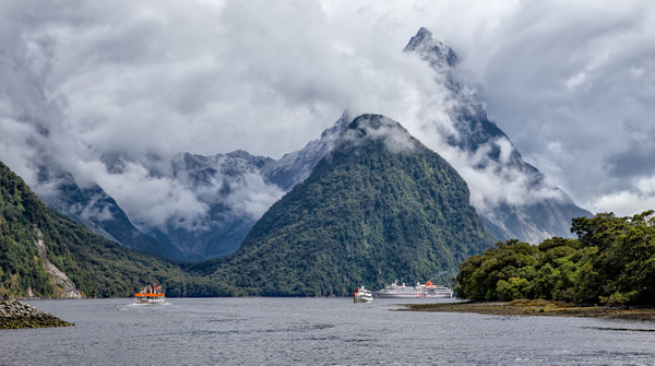 Milford Sound (6) - NEW ZEALAND - February 2014 - François Scheffen Photography