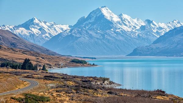 Mount Cook National Park - NEW ZEALAND - February 2014 - François Scheffen Photography