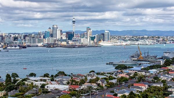 Auckland - NEW ZEALAND - February 2014 - François Scheffen Photography