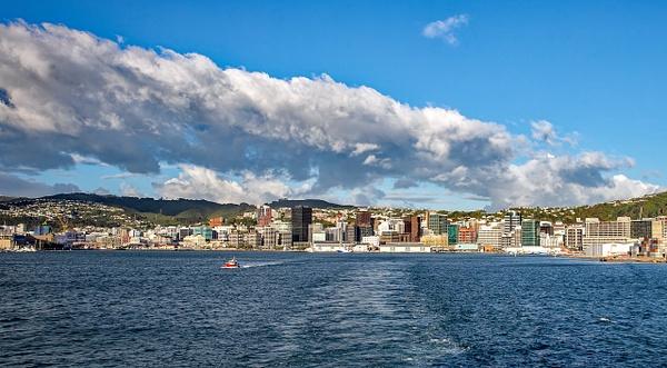 Wellington - NEW ZEALAND - February 2014 - François Scheffen Photography