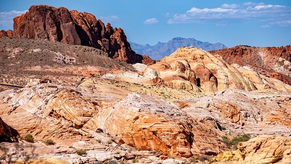 01. Valley of Fire Nevada  (1) - U.S. NATIONAL PARKS - September 2015 - François Scheffen Photography