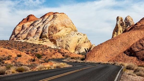 01. Valley of Fire Nevada  (2) - U.S. NATIONAL PARKS - September 2015 - François Scheffen Photography