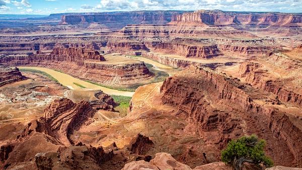08. Canyonlands N.P (1) Dead Horse Point S.P. - U.S. NATIONAL PARKS - September 2015 - François Scheffen Photography