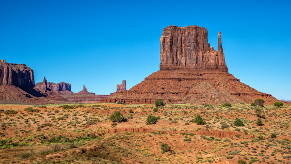 10. Monument Valley  (5) - U.S. NATIONAL PARKS - September 2015 - François Scheffen Photography