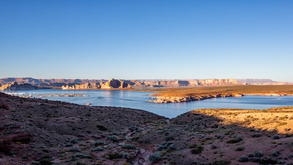 11. Page Utah  (4) Lake Powell - U.S. NATIONAL PARKS - September 2015 - François Scheffen Photography